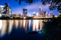 Home (Jim Nix / Nomadic Pursuits) Tags: austin jimnix lightroom luminar nomadicpursuits sony sonya7ii bluehour cityscape downtown longexposure skyline