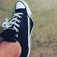 I'm gonna whine for a minute. My last pair of converse lasted 13-15 years. These are beyond dead is under 12 months. So not a fan. Might be time to find a new standby. . . . . . #converse #quality #ornot #converseshoes #fail #shoes #holes (ClevrCat) Tags: ifttt instagram i'm gonna whine for minute my last pair converse lasted 1315 years these beyond dead is under 12 months so fan might be time find new standby quality ornot converseshoes fail shoes holes