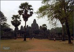Angkor Thom, Bayon 20180202_095021 DSCN2482 (CanadaGood) Tags: asia seasia asean cambodia siemreap angkor angkorthom khmer bayon tree sculpture stone archaeology canadagood 2018 thisdecade color colour buddhist hindu