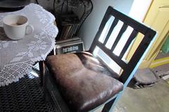 tea time (lualba) Tags: chair table tea cup tasse tisch stuhl tee sonne pattismith