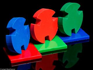 HMM Macro Monday #Multicolor  RGB