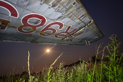 WR985 - Take Me Under Your Wing ([Nocturne]) Tags: noctography nocturne lightpainting wr985 shackleton ww2 ledlenser canon photo lowlight longexposure lightpaintingphotography lightpaintinguk lightpaintingworldalliance lightpaintinggels abandoned planegraveyard abandonedplane raf longexposurephotography