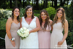 Best Wedding Photographers (graeme cameron photography) Tags: family bride bridesmaids relaxed natural fun