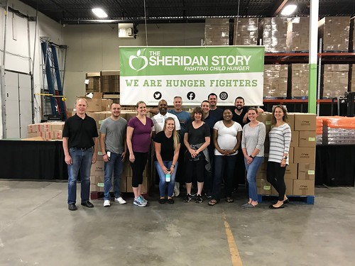 Newell Co. Packing Event 8/15/18