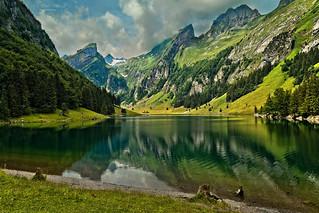 Alpstein, Seealpsee