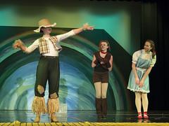 DJT_8781 (David J. Thomas) Tags: northarkansasdancetheatre nadt dance ballet jazz tap hiphop recital gala routines girls women southsidehighschool southside batesville arkansas costumes wizardofoz