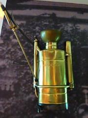 recipiente para el vino de metal Museo de Vino Campo de Borja Monasterio de Veruela Zaragoza (Rafael Gomez - http://micamara.es) Tags: recipiente para el vino de metal museo campo borja monasterio veruela zaragoza vasijas y decoraciones del la denominacion origen real santa maria