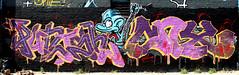 graffiti in Amsterdam (wojofoto) Tags: amsterdam nederland netherland holland ndsm graffiti streetart wojofoto wolfgangjosten