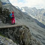 Auf dem Weg zur Payerhütte thumbnail