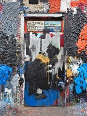 M2124026 E-M1ii 14mm iso200 f5.6 1_125s (Mel Stephens) Tags: fraserburgh 20180812 201808 2018 q3 3x4 tall olympus mzuiko mft microfourthirds m43 714mm pro omd em1ii ii mirrorless uk scotland aberdeenshire structure art paint painters bruce