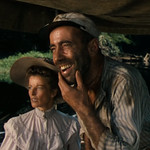 Katharine Hepburn, Humphrey Bogart,