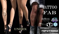 TOP STRIKER  FAB TATTOO (Top Striker) Tags: summersale promotion topstriker tattoo signature belezza maitreya omega appliers roymildor