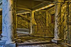 Idaho State Capitol, 700 W Jefferson Street, Boise, Idaho, USA / Completed: 1912, 1920 (Wings) / Architects: John E. Tourtellotte & Charles Hummel / Height: 208 feet (63 m) / Floor area: 201,720 sq ft (18,740 m2) (Photographer South Florida) Tags: idahostatecapitol 700wjeffersonstreet boise idaho usa completed1912 1920wings johnetourtellotte charleshummel height208feet63m floorarea201 720sqft18 740m2 marble