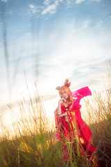 Suzuka Gozen (bdrc) Tags: 50mm a7iii fgo ad600 ai alpha alphauniverse asdgraphy evening f2 fate field flash fullframe godox gozen grand grandorder grass lalang landscape legacy manual melaka nikkor nikon order prime relyss saber sony sonyalpha sonyimages sonyphotography strobe sunset suzuka travel cosplay girl people portrait orton effect klebang