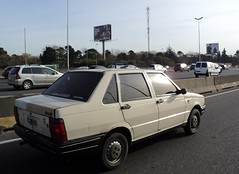 Vhc1 (VhCars1) Tags: fiat duna fiatduna sevel argentina panamericana white blanco sedan