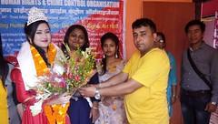 Manju Thapa from Siliguri won the Title Miss Teen Republic of India -2018 (missrepublicofindia) Tags: manju thapa from siliguri won title miss teen republic india 2018