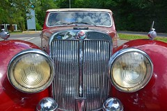 1947 Triumph 1800 Roadster (Charles Dawson) Tags: brn206 m4 triumph triumphcars triumphroadster