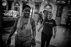 Classic Or Wicked? (rockerlan) Tags: sony rx100 classic or wicked grand terminal midtown manhattan new york nyc photography candid women