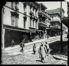 Chinatown in San Francisco, circa 1900 (Static Phil) Tags: chinatown sanfrancisco 1900 oldpictures