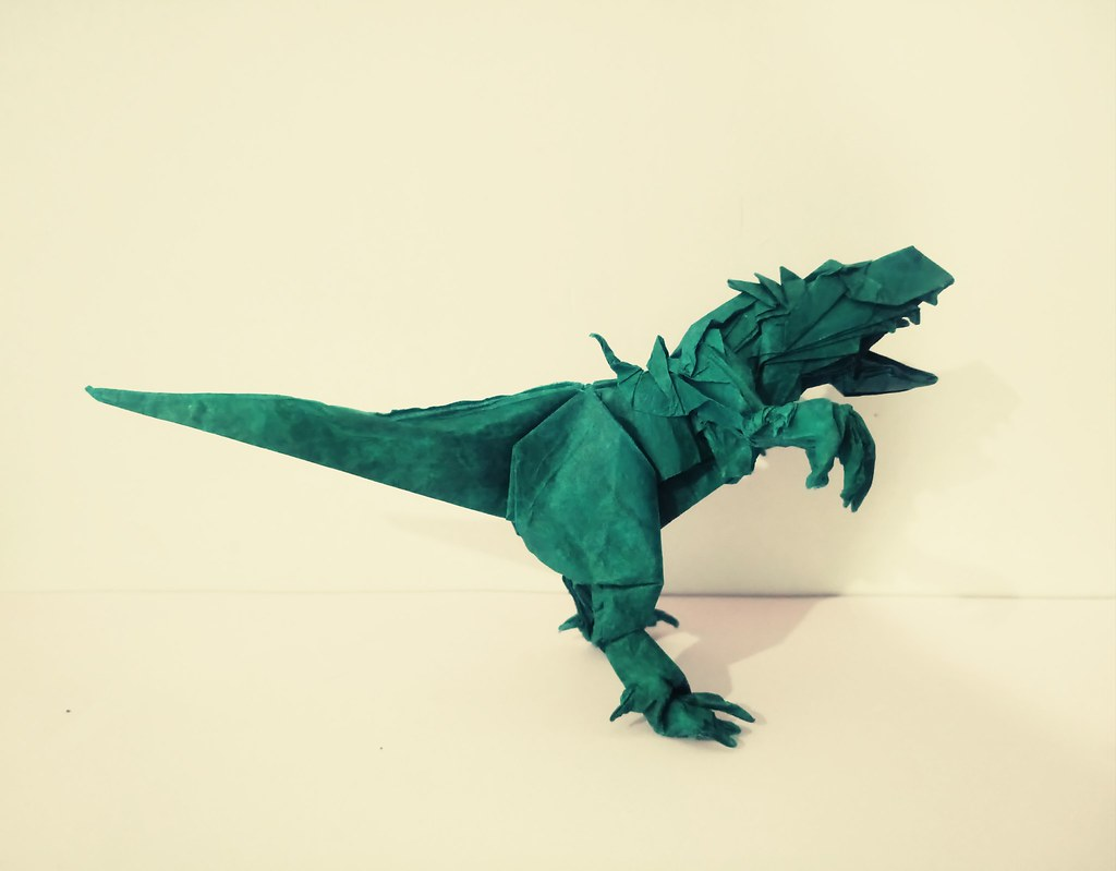 The World's Best Photos of dinosaur and origami - Flickr ... - photo#41