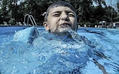 summer swimming (Beatle Matt) Tags: summer kiddos swimming pool fun outdoors adobe lightroom action children