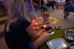 Art Babies, 2018.7 (Center for Creative Connections) Tags: dallasmuseumofart dma babies art gallery play pretend space creativity families fun sensory stories rhymes glow