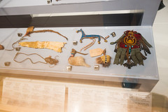 1880 Peigan artifacts (quinet) Tags: 2017 aborigène canada firstnations indian kunst ontario rom royalontariomuseum toronto ureinwohner aboriginal art museum musée native 124
