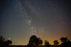 Milchstraße (clemensgilles) Tags: milkyway milchstrase astro astrofotographie starlight stars sterne sternenhimmel summer night nachtfotografie eifel germany