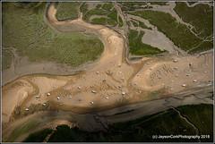Brancaster (JaysonCork) Tags: brancaster staithe north norfolk coast aerial photography jayson cork