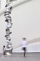 Tesoro: abstracto (AriCatalán) Tags: art arte obradearte juegolvm escueladejackie abstracto escultura ciudaddelasciencias