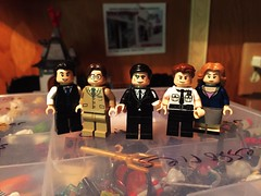 The People Person's Paper People (Lord Allo) Tags: lego the office ryan howard dwight schrute michael gary scott jim halpert pam beesley thats what she said