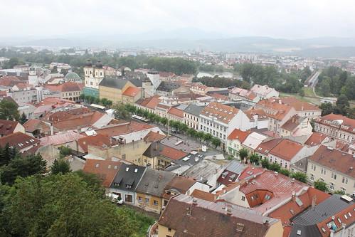 Widok z zamku
