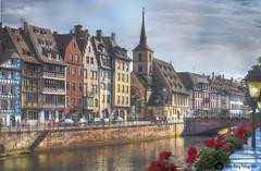 Altstadt von Straßburg (john_berg5) Tags: strasburg oldtown france color nikon d750 altstadt