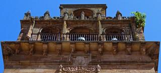 Azuaga, Badajoz, Extremadura, España. Iglesia de la Consolación.