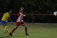 57 (Dale James Photo's) Tags: easington sports football club winslow united fc fa cup extra preliminary round replay non league addison road