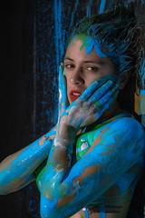 Nude Art-Body Painting-Esther M-Model (Ximo Torres) Tags: boudoir studio estudi estudio modelo books model portfolios fotos models modelos moda fashion young joven female mujer chicas girls teens adolescentes teenagers pretty guapa sexy atrevida portraits retratos modelaje modelling modeling tierna dulce photography fotografia retrato