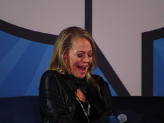 IMG_0833 (grooverman) Tags: comicpalooza comic con convention star trek panel jeri ryan may 2018 canon powershot sx530
