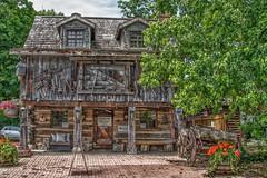 Kleinburg Ontario - Canada  - Murray Diceman House -- 1830 - Heritage House