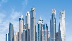 Architectural design architecture buildings - Credit to https://homegets.com/ (davidstewartgets) Tags: architectural design architecture buildings business city cityscape contemporary daytime dubai facade finance futuristic glass windows modern office perspective scene sky skyline skyscrapers steel tall tower travel united arab emirates urban