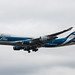 EGLL - Boeing 747 - Air Bridge Cargo - VP-BIG