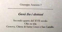 20170525 Italie Gênes - Musée Diocesain-045 (anhndee) Tags: italie italy italia gênes genova musée museum museo musee peintre peinture painting painter
