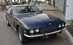 Jensen Interceptor Mk. III (Custom_Cab) Tags: jensen interceptor intercepter mark iii 3 mk coupe car blue 1971 1972 1973 1974 1975 1976