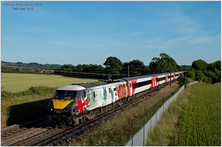 A Warm Welcome to LNER