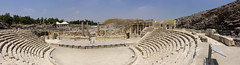 Amphitheatre Beit She'an, IL - 2018 (petervabe) Tags: panoramas israel beitshean