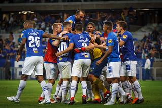 BELO HORIZONTE / BRASIL (15.08.2018) Cruzeiro x Santos