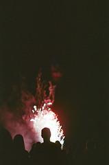 Bastille day (mlxlt) Tags: firework olympus om10 olympusom10