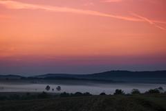L1010181_M9P_Summarit75_082018_Taunus_Sonnenaufgang (peterjh2010) Tags: sonnenaufgang taunus hessen nature natur leicam germany sunset mist landscape countryside