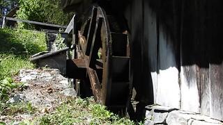 Ballenberg: Mühlenantrieb