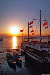 Beyşehir Gölü (pazartorbasi) Tags: pentaxk10d beyşehir beysehir konya turkey