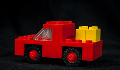 "Model# 1912-1 ""McDonald's Happy Meal Car"" (1986) (steviep187) Tags: lego canon eos xsi rebel dslr toy collection car vehicle figurine truck helicopter airplane jet white black red blue green orange yellow pink purple brown silver gray gold indoors 80s 90s 2000s 2018 people vintage mcdonalds happymeal toys plastic motorcycle rig house tractor boat jetski new old"